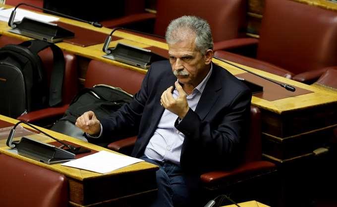Σπ. Δανέλλης: Μάχη χαρακωμάτων για μην έχει απαντήσεις ουσίας ο πολίτης στο κρίσιμο εθνικό ζήτημα