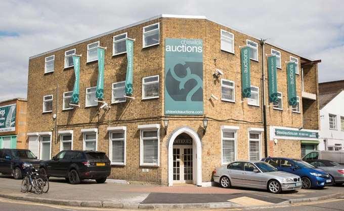 O οίκος δημοπρασιών Chiswick Auctions του Λονδίνου έρχεται για πρώτη φορά στην Ελλάδα