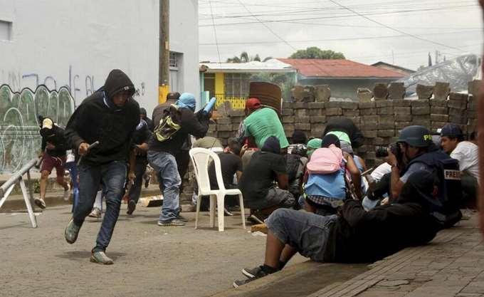 Νικαράγουα: Ένας νεκρός σε αντικυβερνητική διαδήλωση στη Μανάγκουα