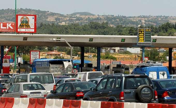 Έρχονται αυξήσεις στα διόδια του αυτοκινητόδρομου Κόρινθος-Τρίπολη-Καλαμάτα/Σπάρτη