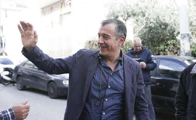 Διαψεύδει τα σενάρια περί δημαρχίας ο Σταύρος Θεοδωράκης
