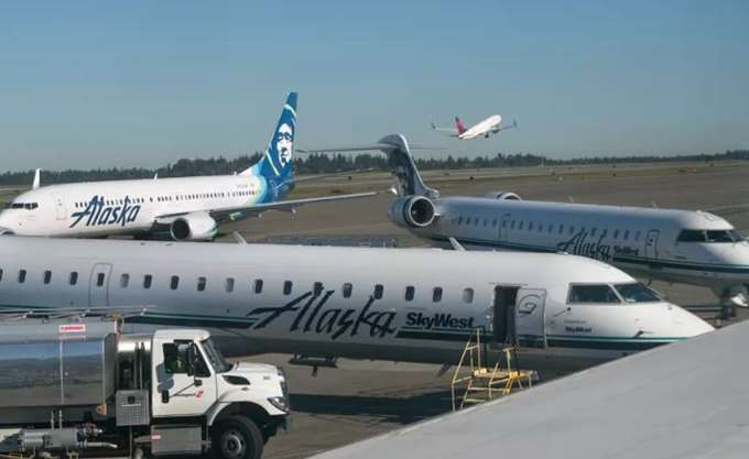 Σιάτλ: Συντριβή κλεμμένου αεροσκάφους