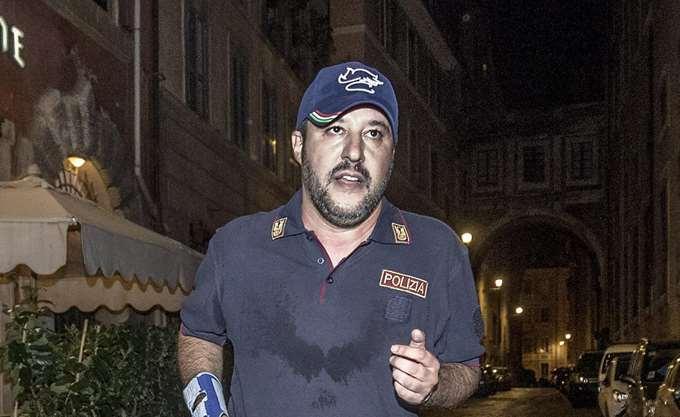Ιταλία: Τμήμα δικαστηρίου της Κατάνης ζητεί την παραπομπή του Σαλβίνι σε δίκη