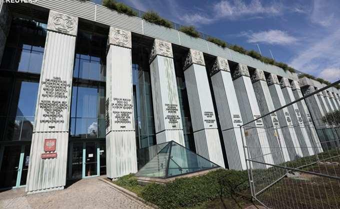 Ο πρόεδρος της Πολωνίας προχώρησε σε διορισμούς δικαστών στο Ανώτατο Δικαστήριο