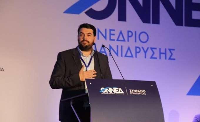 Κ. Δέρβος: Η ΝΔ έχει πετύχει να αναγεννηθεί σε όλα τα επίπεδα