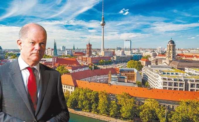 Σολτς: Το ευρώ είναι μη αναστρέψιμο