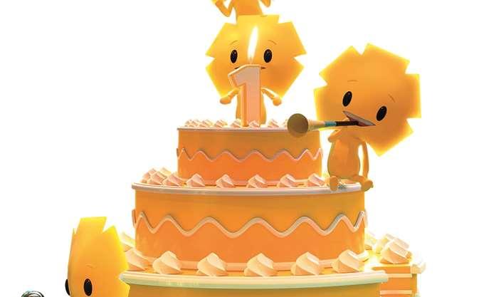 Happy Yellows to you με πλούσια δώρα!