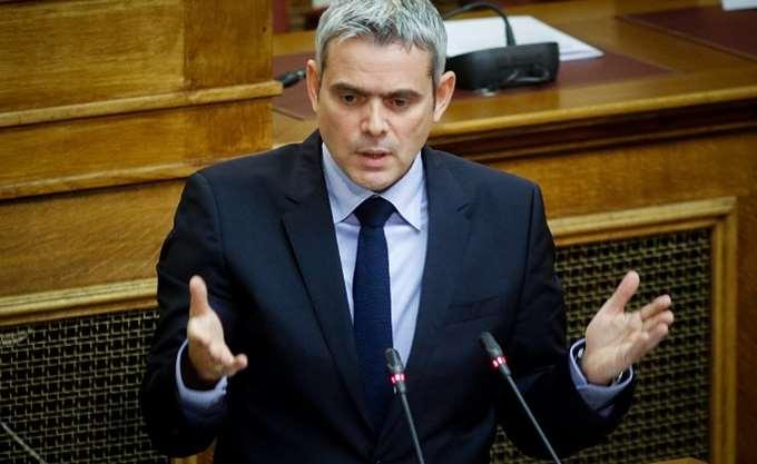 Κ. Καραγκούνης (ΝΔ): Διαφάνεια, γρήγορη και ποιοτική απονομή της δικαιοσύνης και ασφάλεια δικαίου