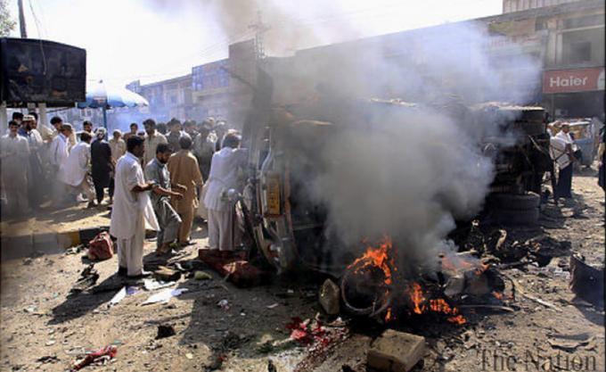 Αφγανιστάν: Τουλάχιστον πέντε νεκροί από έκρηξη παγιδευμένου με εκρηκτικά αυτοκινήτου