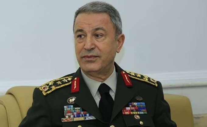 Αρχηγός τουρκικών Ενόπλων Δυνάμεων: Δεν θα επιτρέψουμε τετελεσμένο σε Αιγαίο - Κύπρο