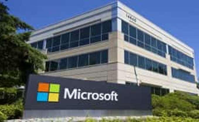 Κοντά στο 1 τρισ. δολάρια η κεφαλαιοποίηση της Microsoft