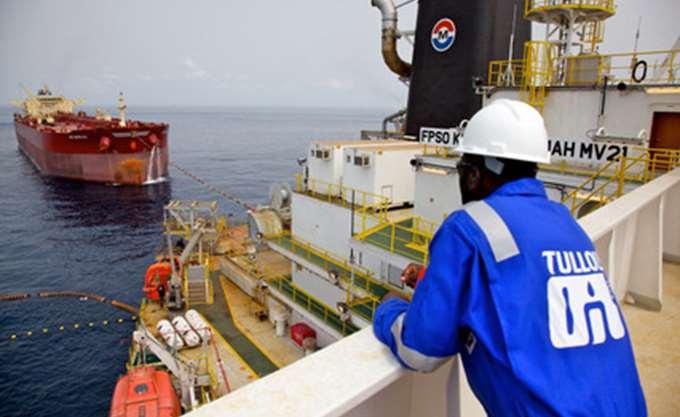Κέρδη εμφάνισε η Tullow Oil το 2018