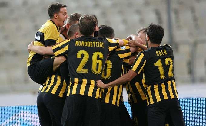 """Με Ντιναμό Κιέβου κληρώθηκε η ΑΕΚ στους """"32"""" του Europa League"""