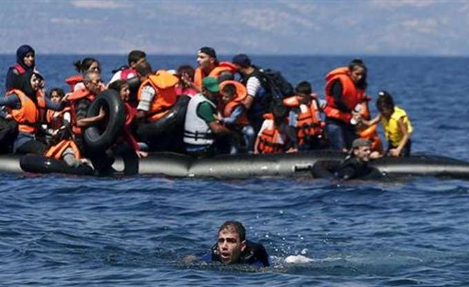 Ιστιοφόρο σκάφος με μετανάστες προσάραξε στη θαλάσσια περιοχή της Κυπαρισσίας