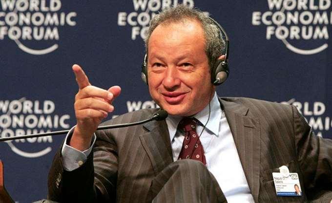 Ο Naguib Sawiris ψάχνει να αγοράσει μεταλλεία χρυσού σε ολόκληρο τον κόσμο