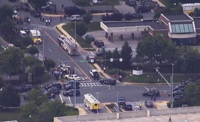 Πέντε νεκροί από πυροβολισμούς στην εφημερίδα Capital Gazette στο Μέριλαντ