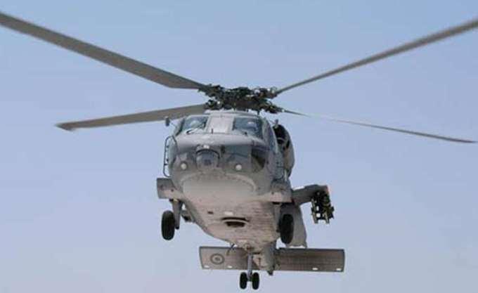 Αναγκαστική προσγείωση ελικοπτέρου του Στρατού Ξηράς