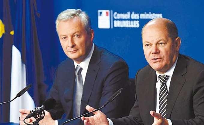 Βερολίνο και Παρίσι επιχειρούν επανεκκίνηση