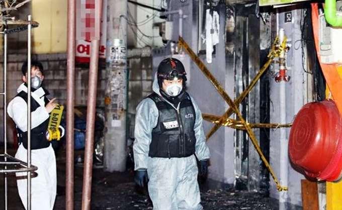 Ν. Κορέα: Άνδρας πυρπόλησε ξενοδοχείο επειδή δεν του έδιναν δωμάτιο- πέντε νεκροί