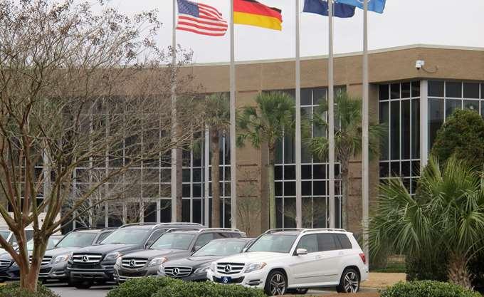 Daimler: Ισχυρή αύξηση 8,8% στις πωλήσεις αυτοκινήτων το 2017