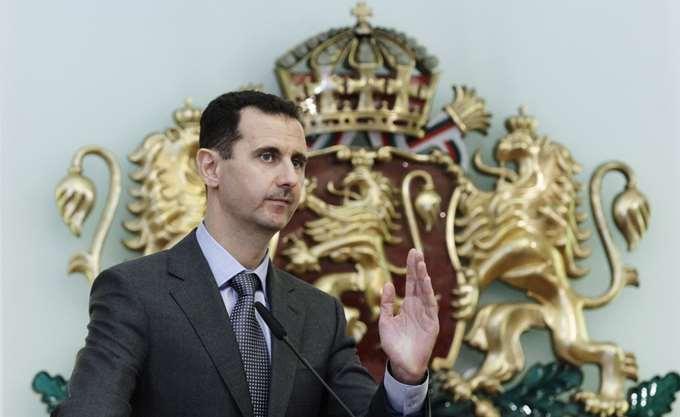 """Ο Άσαντ καταδικάζει την """"κλιμάκωση των επιθέσεων"""" εναντίον της Συρίας"""