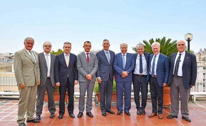 Πιθανές ευκαιρίες συνεργασίας συζητήθηκαν σε συνάντηση στελεχών GE - ΔΕΗ