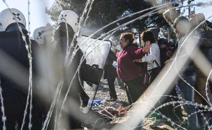 Η Ε.Ε. εξετάζει την απομόνωση της Ελλάδας για τις μεταναστευτικές ροές
