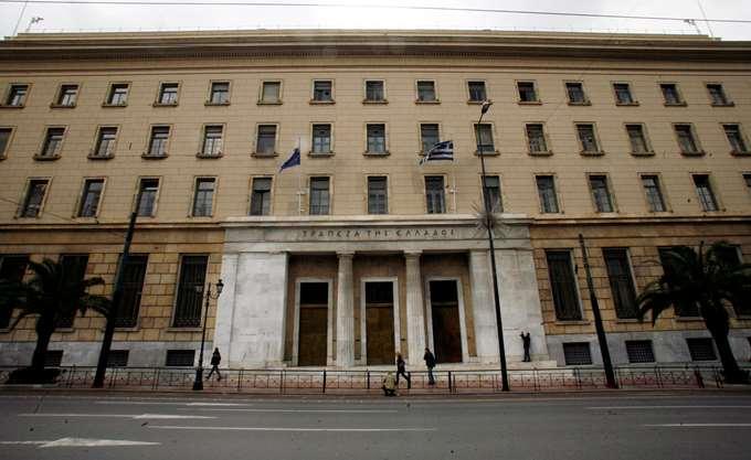 ΤτΕ: Στα 334 εκατ. ευρώ το ταμειακό έλλειμμα την περίοδο Ιανουαρίου-Οκτωβρίου 2018