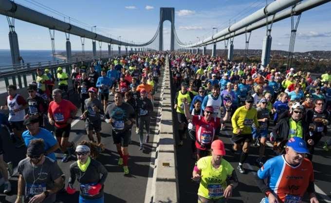 Όσα πρέπει να ξέρετε, σε αριθμούς, για το NYC Marathon 2017