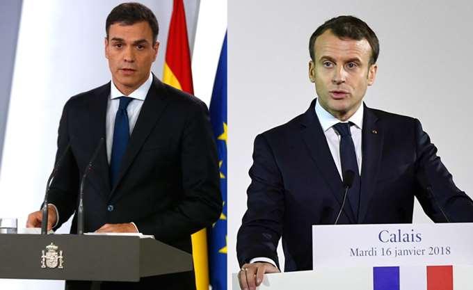 Ευρωεκλογές 2019: Συνάντηση Μακρόν-Σάντσεθ το βράδυ για τα κορυφαία ευρωπαϊκά πόστα