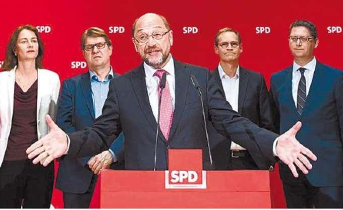 """""""Καζάνι"""" που βράζει το SPD"""