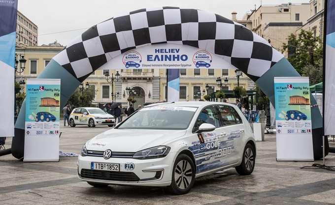 Η VW προσθέτει εργοστάσια ηλεκτρικών αυτοκινήτων στην Κίνα
