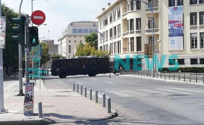 Θεσσαλονίκη: Πορεία διαμαρτυρίας ενάντια στο Makedonian Pride και στα δυτικά της πόλης