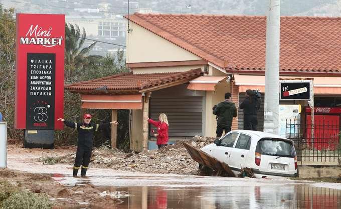Αρχίζουν από αύριο οι διαδικασίες για τις αποζημιώσεις πλημμυροπαθών