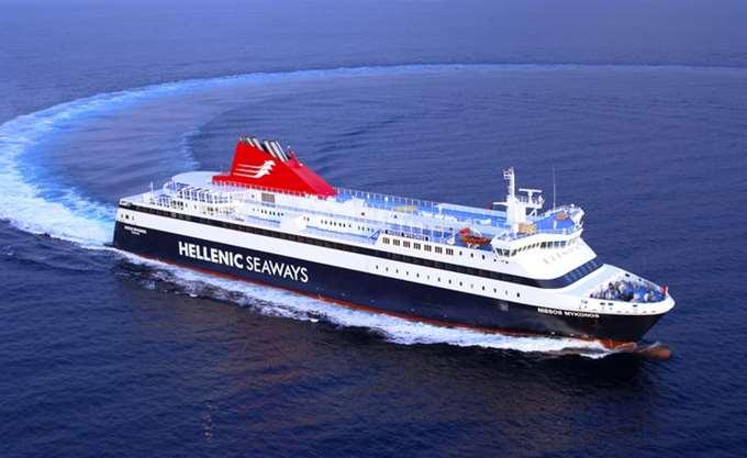 Στις 19 Απριλίου θα εξετάσει η Επ. Ανταγωνισμού το deal Attica Group-Hellenic Seaways