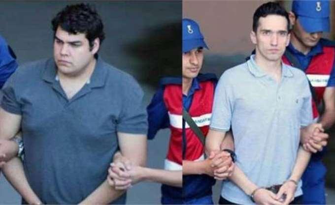 Ο διεθνής Τύπος για την απελευθέρωση των δύο Ελλήνων στρατιωτικών