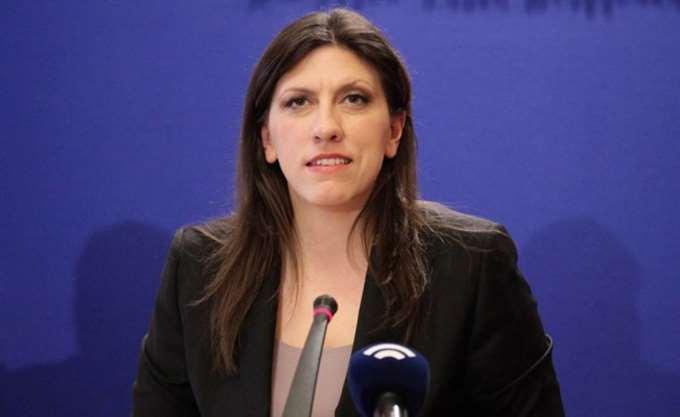 Ζωή Κωνσταντοπούλου: Τα ψέματα Τσίπρα-ΣΥΡΙΖΑ και οι λόγοι που πρέπει να φύγουν