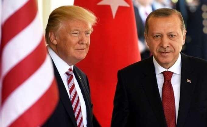 Πληροφορίες για επερχόμενη συνάντηση Ερντογάν-Τραμπ