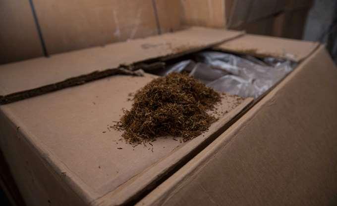 Εξαρθρώθηκαν τρία κυκλώματα λαθραίων καπνικών προϊόντων