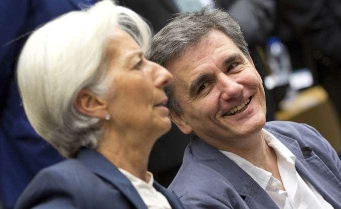 """Η """"χαλαρή"""" εποπτεία του ΔΝΤ κλειδί για την πρόωρη αποπληρωμή του δανείου"""