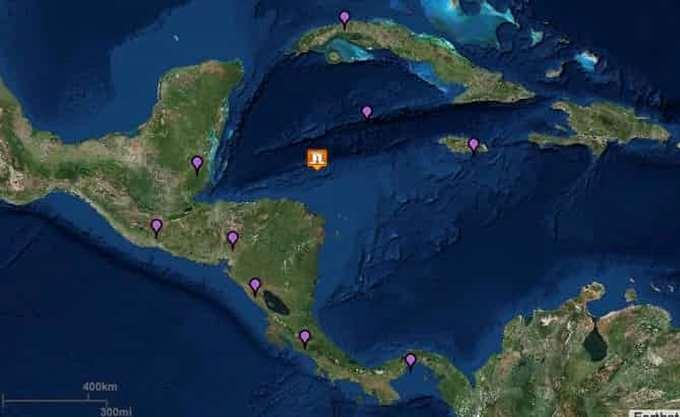 Σεισμός 7,6 Ρίχτερ στην Καραϊβική - δεν έχουν αναφερθεί θύματα