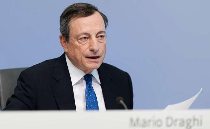 Ντράγκι: Υπομονή για τις λεπτομέρειες της νέας TLTRO, θα επαναξιολογήσουμε τα αρνητικά επιτόκια