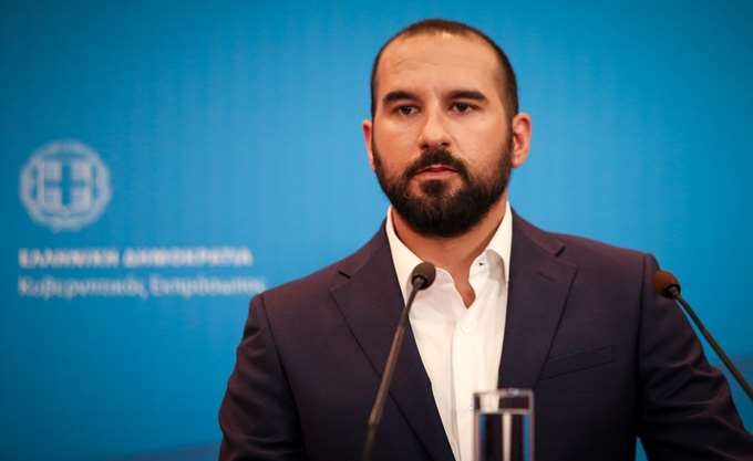 Ο Δ. Τζανακόπουλος για τις βολές Κ. Μητσοτάκη για το προσφυγικό