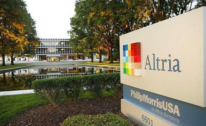 Κατώτερα των προσδοκιών κέρδη και έσοδα της Altria Group