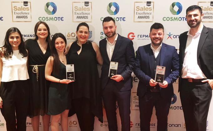 Τρία βραβεία απέσπασε η Lidl Ελλάς στα Sales Excellence Awards 2019