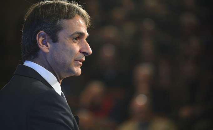 """Κ. Μητσοτάκης: """"Η κυβέρνηση ΣΥΡΙΖΑ-ΑΝΕΛ βλάπτει σοβαρά την Ελλάδα"""""""