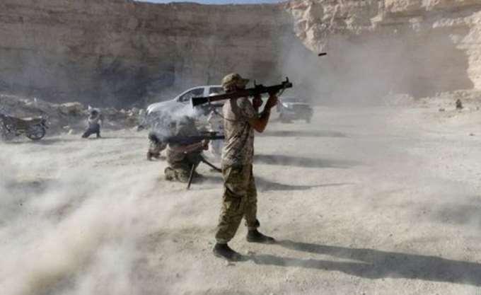 Συρία: Σφοδρές συγκρούσεις στα περίχωρα της Ιντλίμπ