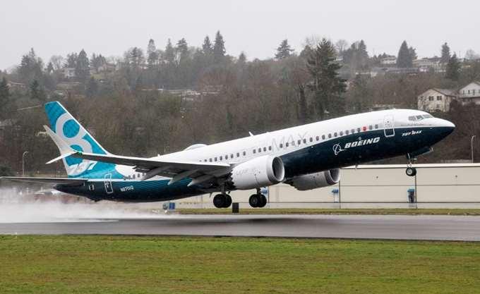 Η Boeing καθηλώνει παγκοσμίως τον στόλο των αεροσκαφών 737 Max