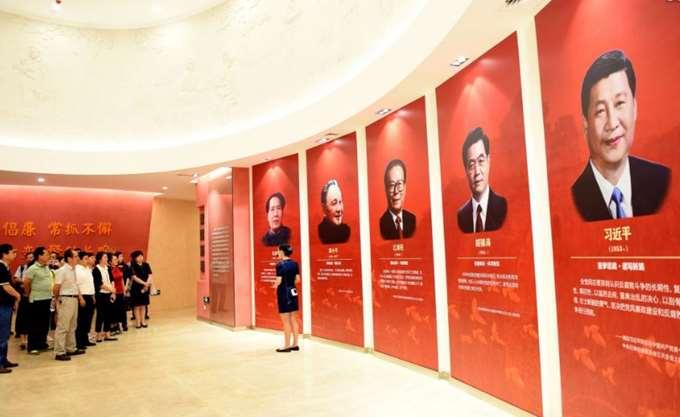 Στα πρότυπα του Λενινιστικού Κόμματος η εξουσία του Xi στην Κίνα