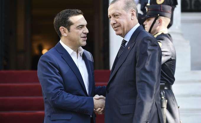 Την απελευθέρωση των δύο στρατιωτικών ζήτησε ο Αλ. Τσίπρας από τον Ερντογάν